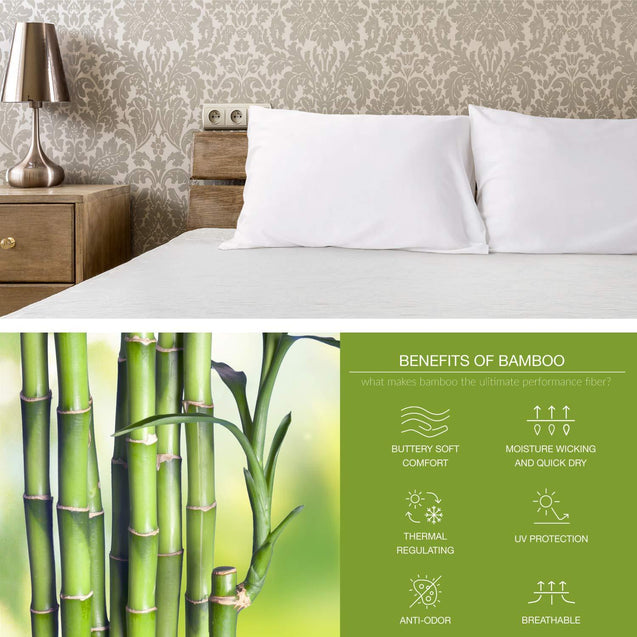 Cooling Bamboo Pillowcases
