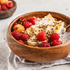 Smoothie Bowl mit Beeren