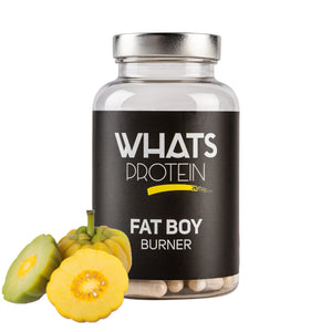 Fatboy Burner Fatburner Kapseln - Whats Protein