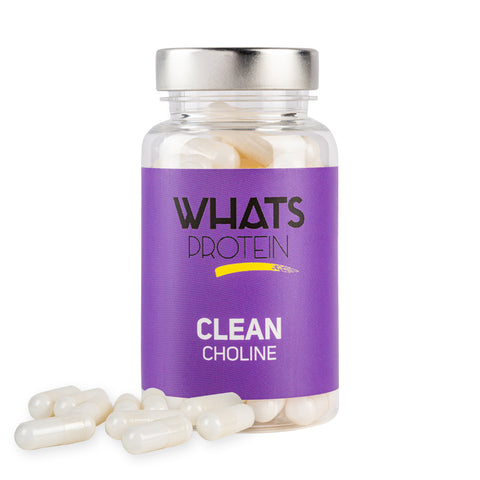 Clean Choline - Whats Protein