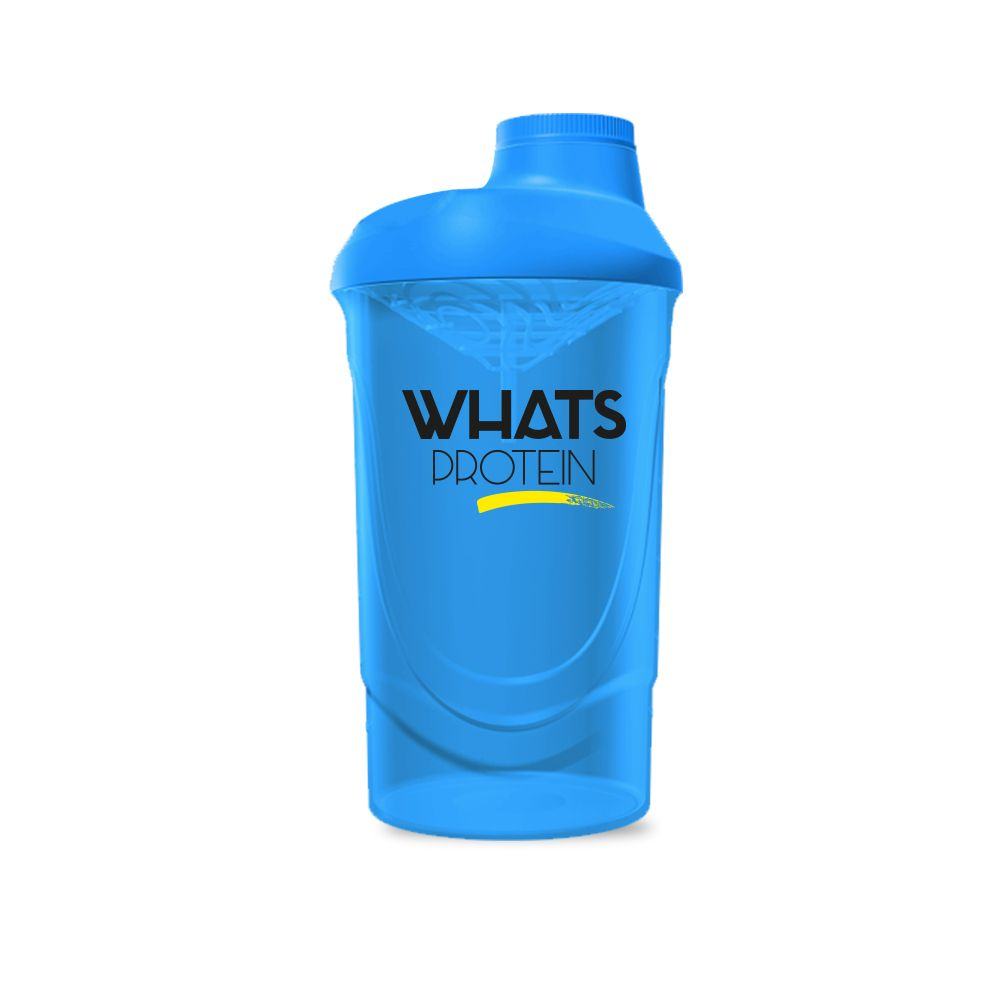 Whats Protein Shaker blau - Whats Protein
