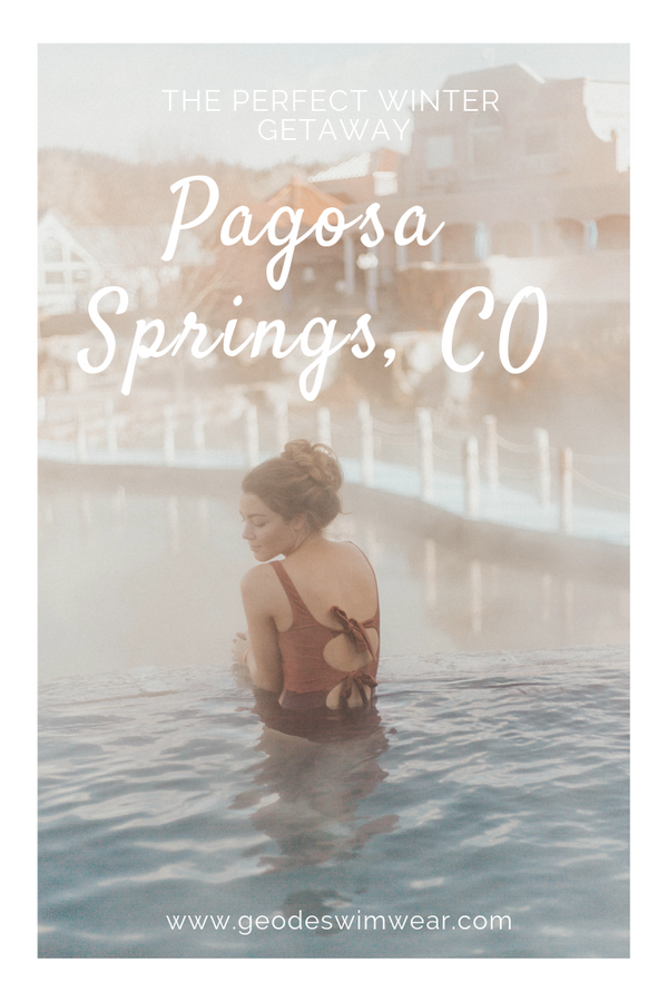 Places to Go-Pagosa Hot Springs