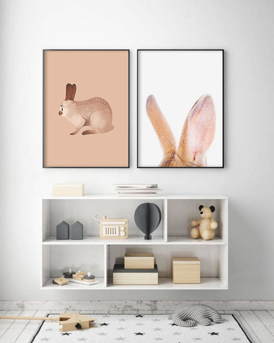 Poster | bunny ears