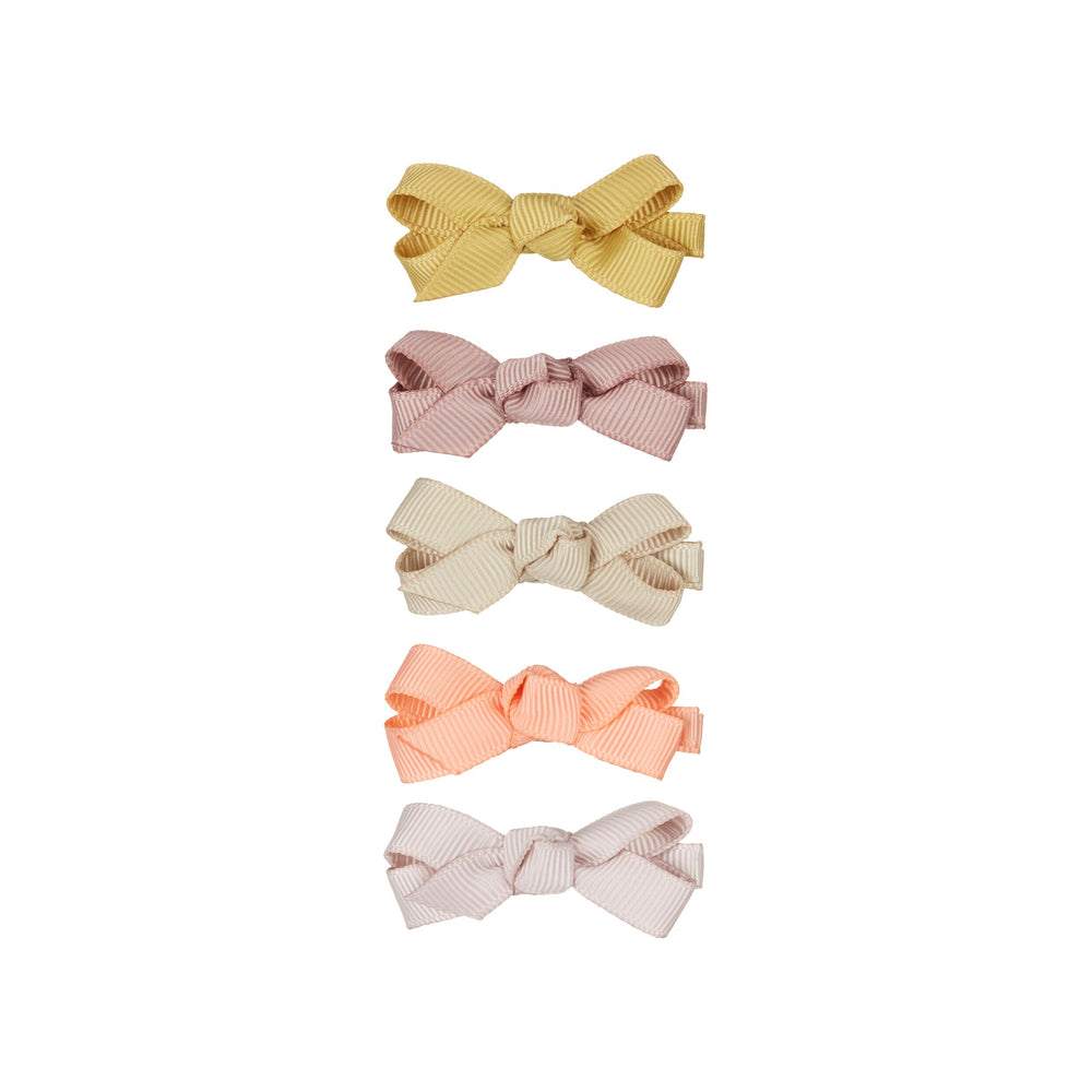 Haarspeldjes | mini florence bow (5st.)