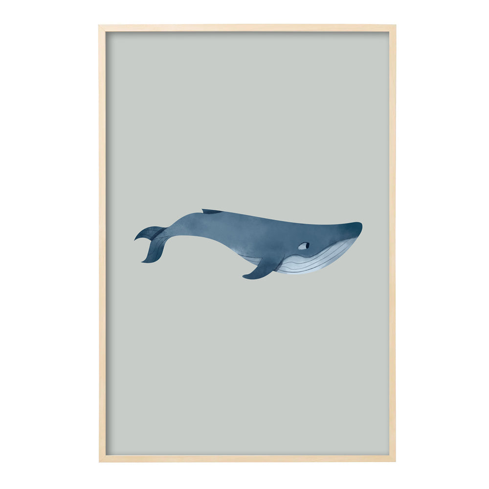 Poster | whale