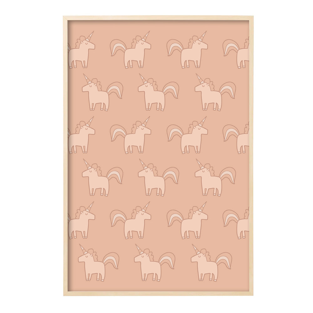 Poster | mini unicorns