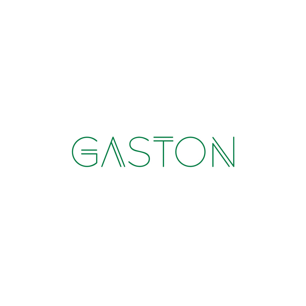 "Sticker | lettertype ""Gaston"""