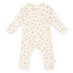 Playsuit newborn | petit amour rose