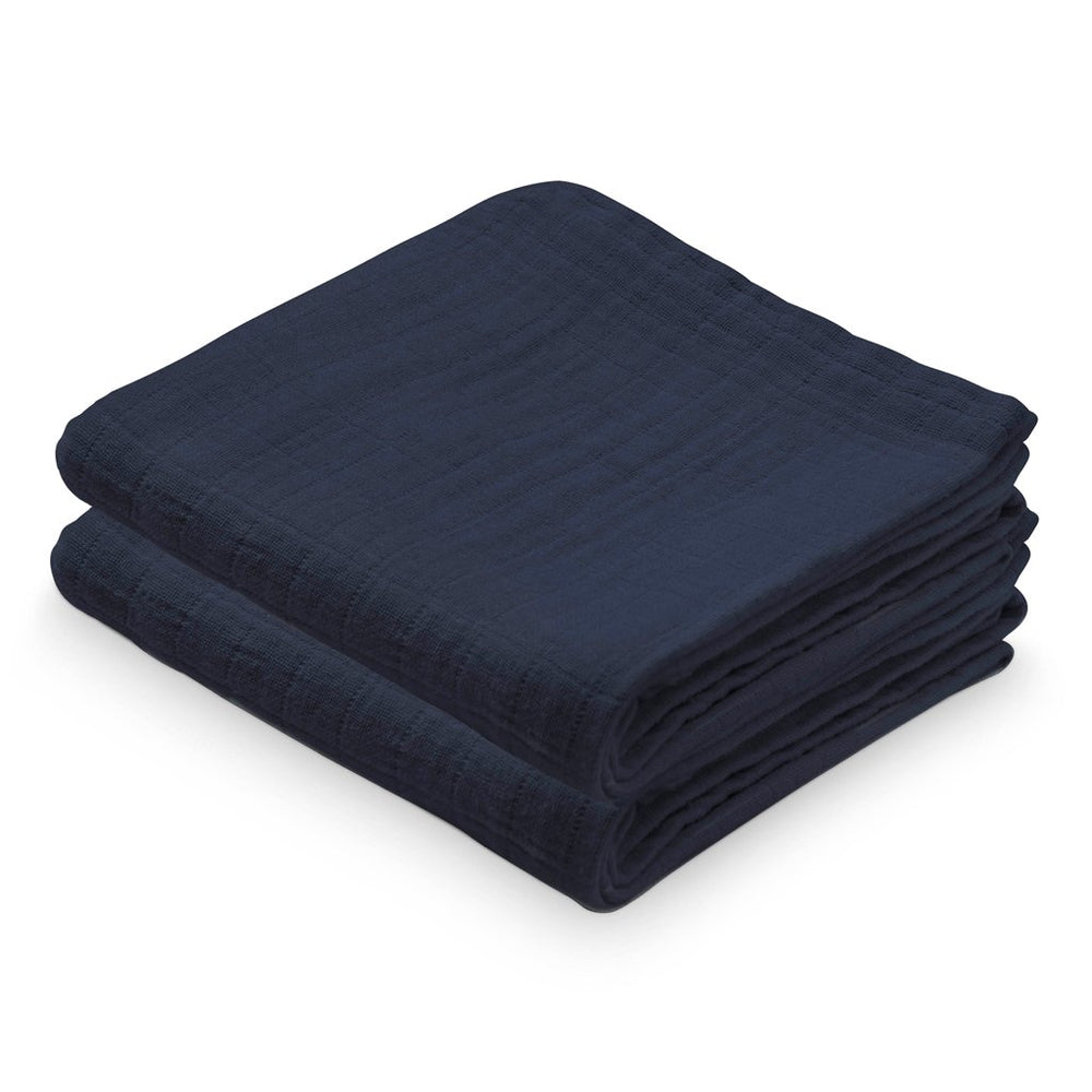Swaddle | 2-pack navy