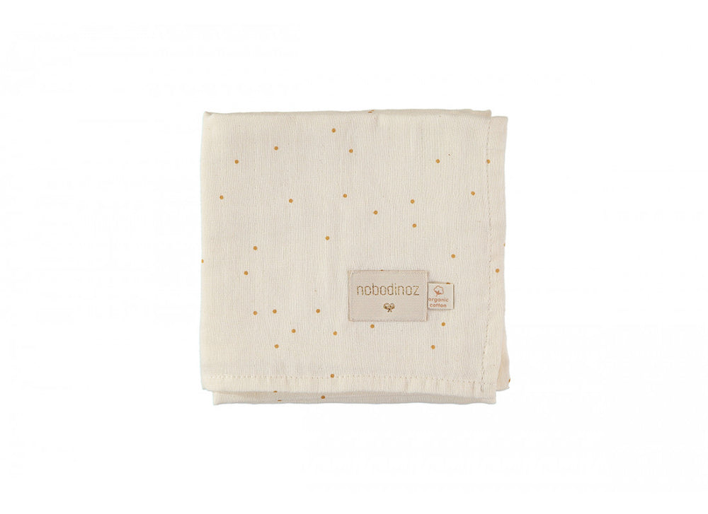 geboortelijst 2003 · Swaddle 70x70 | honey sweet dots