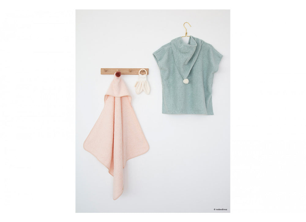Badhanddoek | so cute badcape capepink