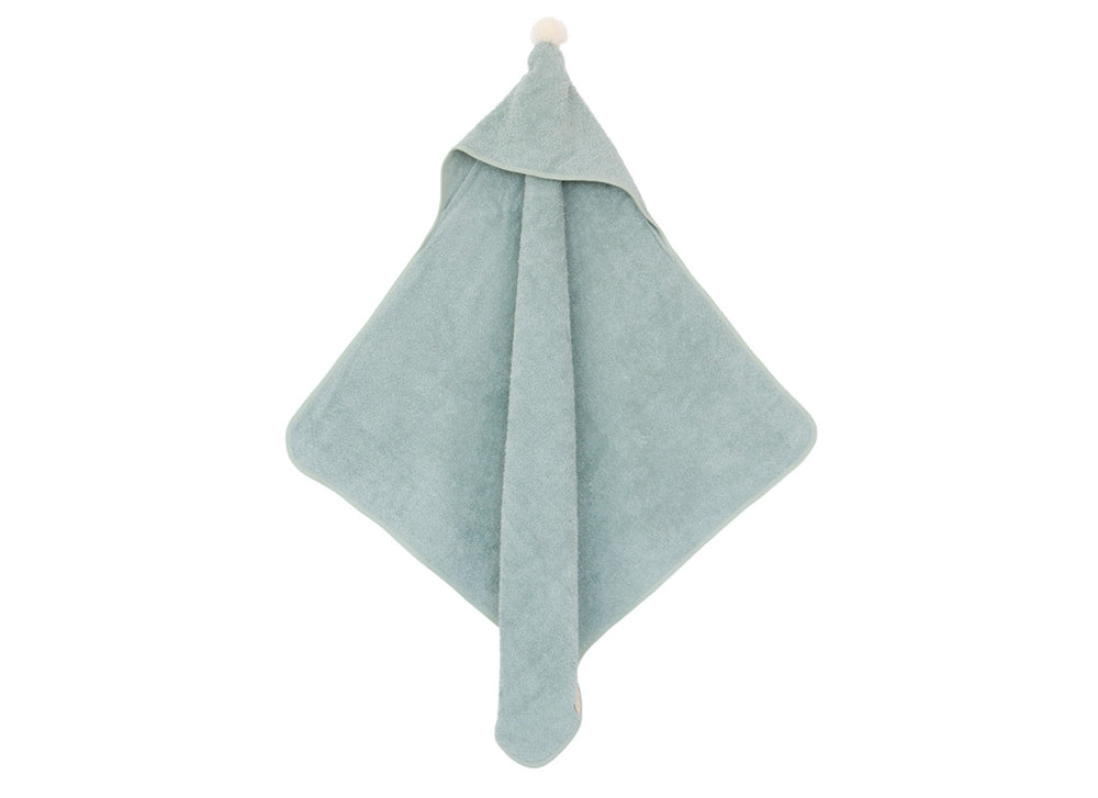 Badhanddoek | so cute badcape capegreen