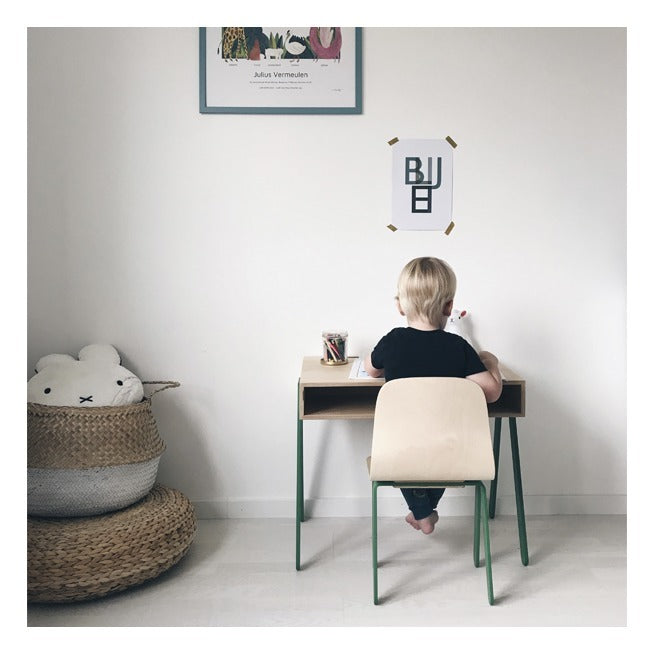 Kinderbureau 2-6 jaar | green
