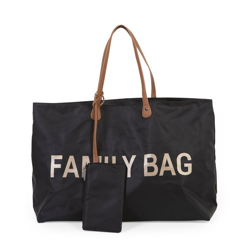 Family bag | zwart