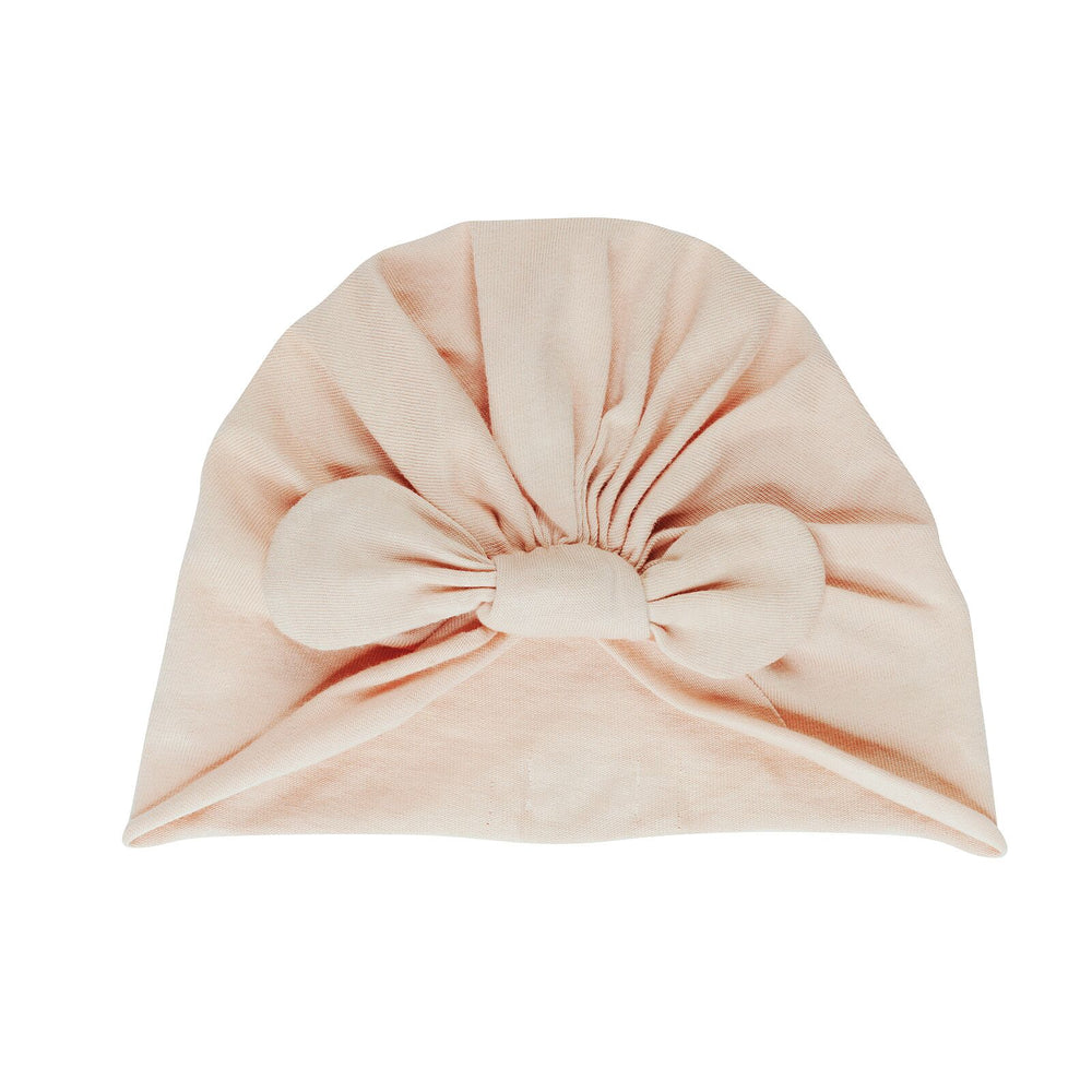 Knot beanie | perfect nude