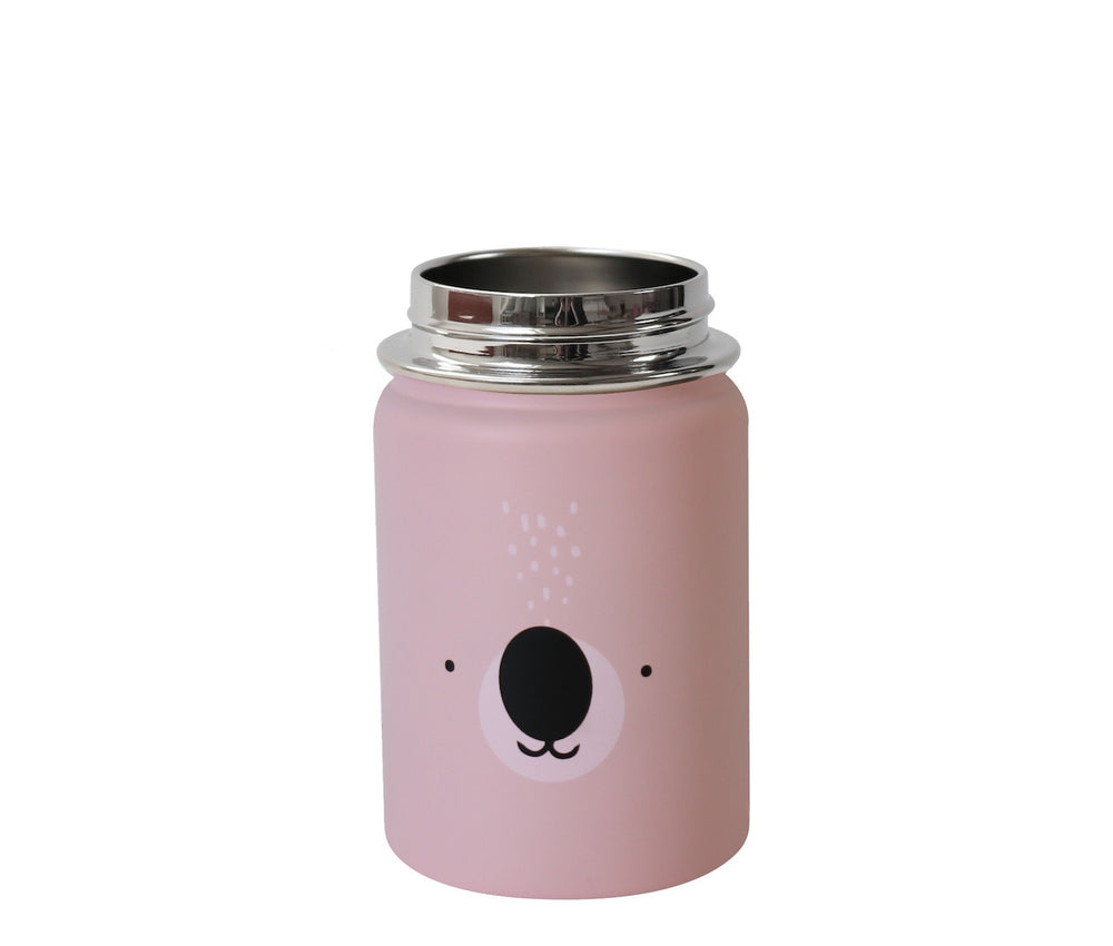 Drinkfles 350 ml | Koala roze