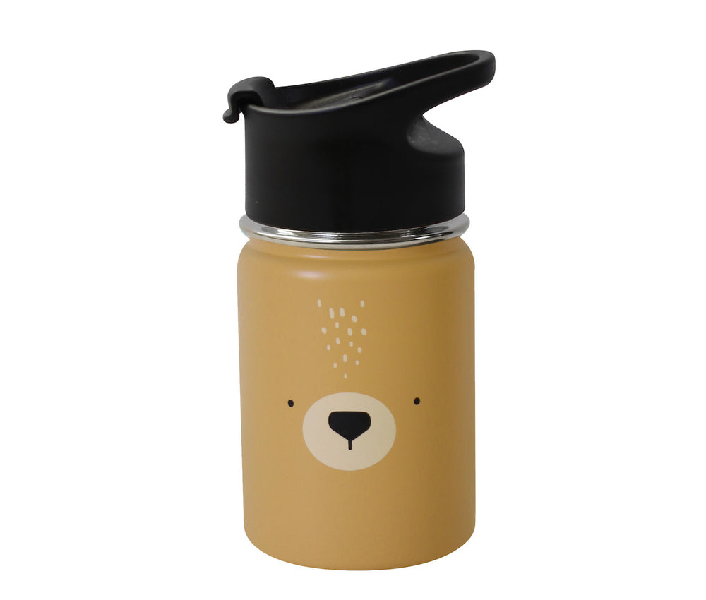 Drinkfles 350 ml | Honey Bear lichtbruin