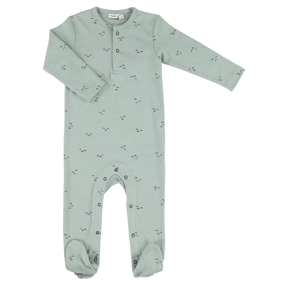 Babysuit | mountains