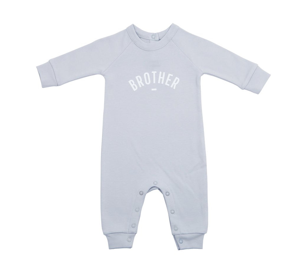 Playsuit | brother mouse grey