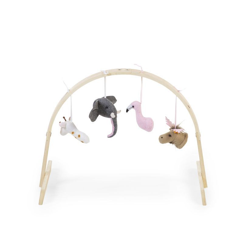Babygym | rond hout