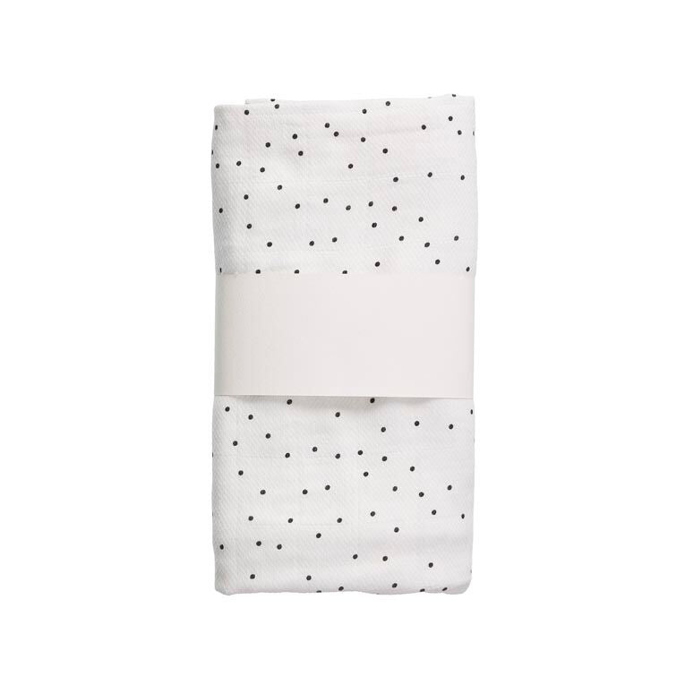 geboortelijst 1910 · Swaddle 120x120 | adorable dot