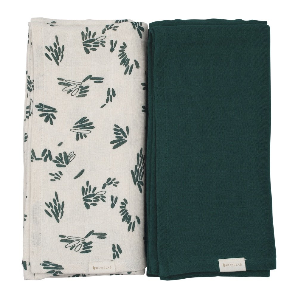 Swaddle | 2-pack forest floor