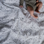 Swaddle 120x120 | galaxy white