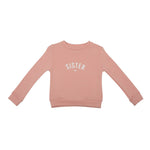 Sweater | sister blush pink