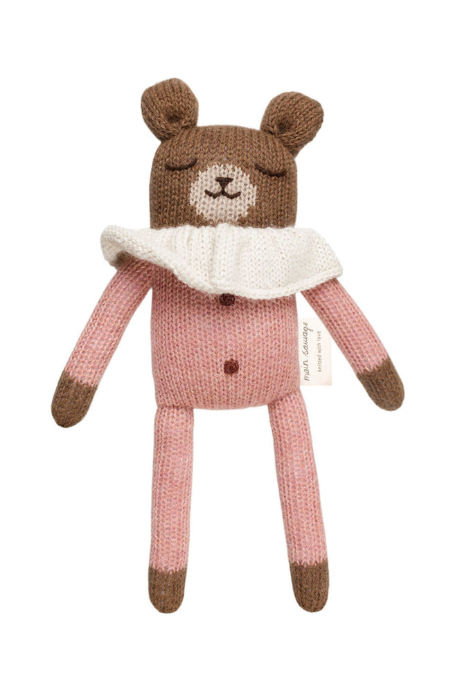 Knuffel | teddy rose pyjama