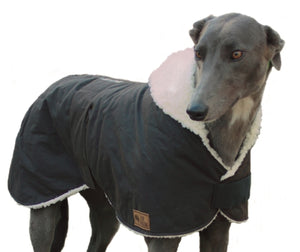 Waterproof Dog Coat - Greyhound Coat