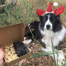 Load image into Gallery viewer, Dog Treats Christmas Gift Box