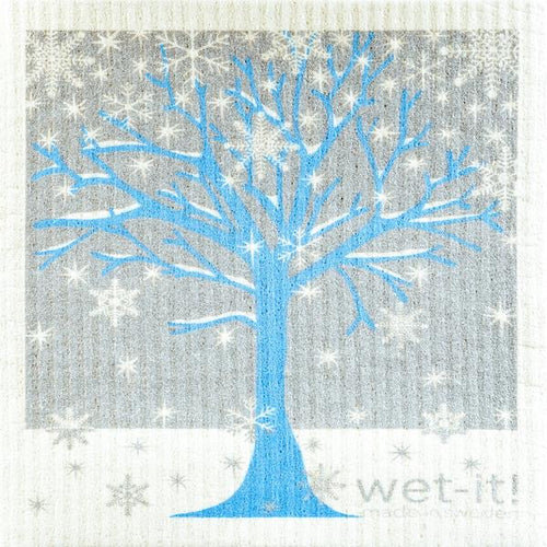 Wet-It Winter Tree