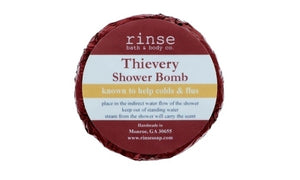 Thievery Shower Bomb