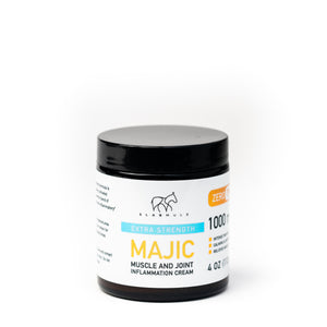 1000mg CBD Salve (4oz.) - MAJIC Regular Strength