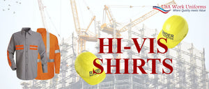 All you got to know before buying HI Vis shirts