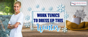 Work Tunics to dress up this winter!