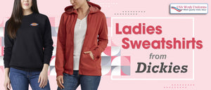 Ladies Sweatshirts from Dickies