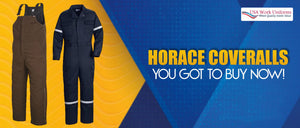 Horace coveralls you got to buy now!