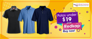 Polos under $19 from Redkap: Buy now!