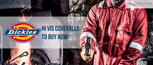 Dickies work Coveralls to buy now!