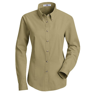 Red Kap Meridian Performance Twill Shirt - Women's Long Sleeve - 1T11