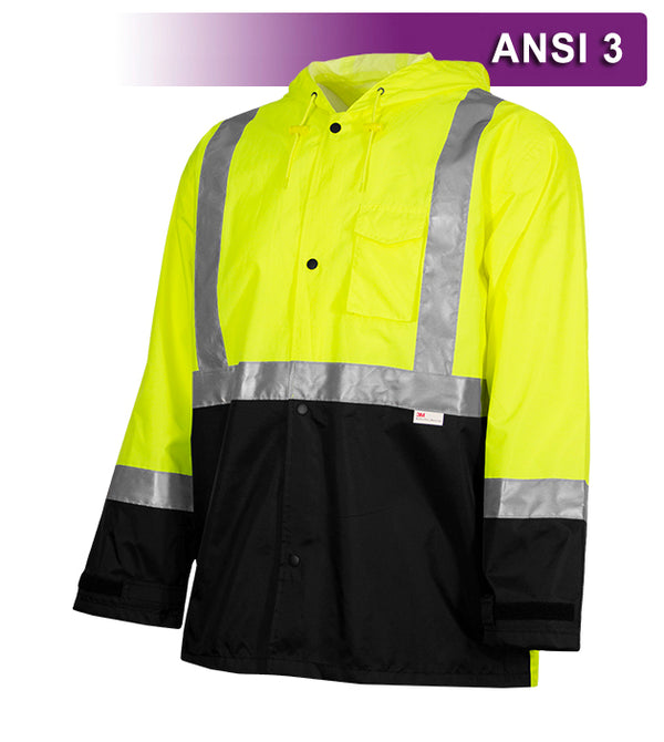 Reflective Apparel Rainwear