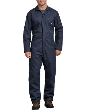 Dickies L/S Basic Twill Coverall (48611)