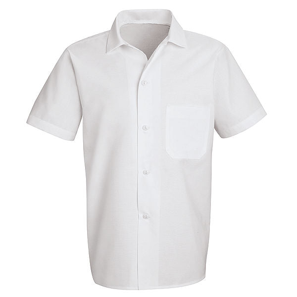 Red Kap Button-Front Cook Shirt - 5010