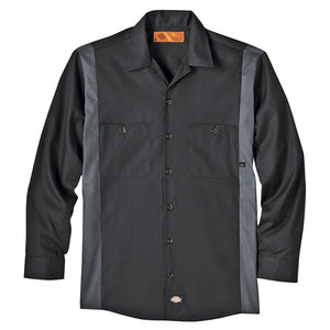 Dickies L/S Industrial Color Block Shirt (5524/LL524)