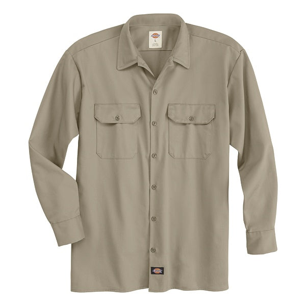 Dickies L/S Heavyweight Cotton Shirt (5549/549)