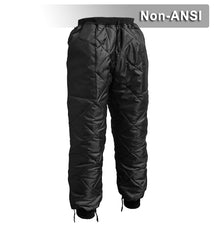 Reflective Apparel Safety Pants: Insulated Pants Liner: Quilted (VEA-770-ST-BK)