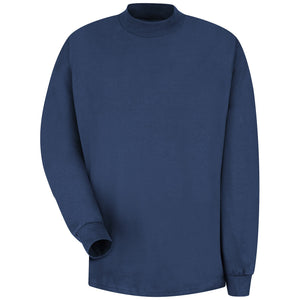 Red Kap Premium Jersey Mock Turtleneck - 8301