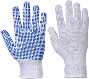 Portwest Fortis Polka Dot Glove (A111) (Pack of 10)