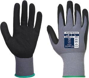 Portwest DermiFlex Glove - PU/ Nitrile foam (A350) (Pack of 10)